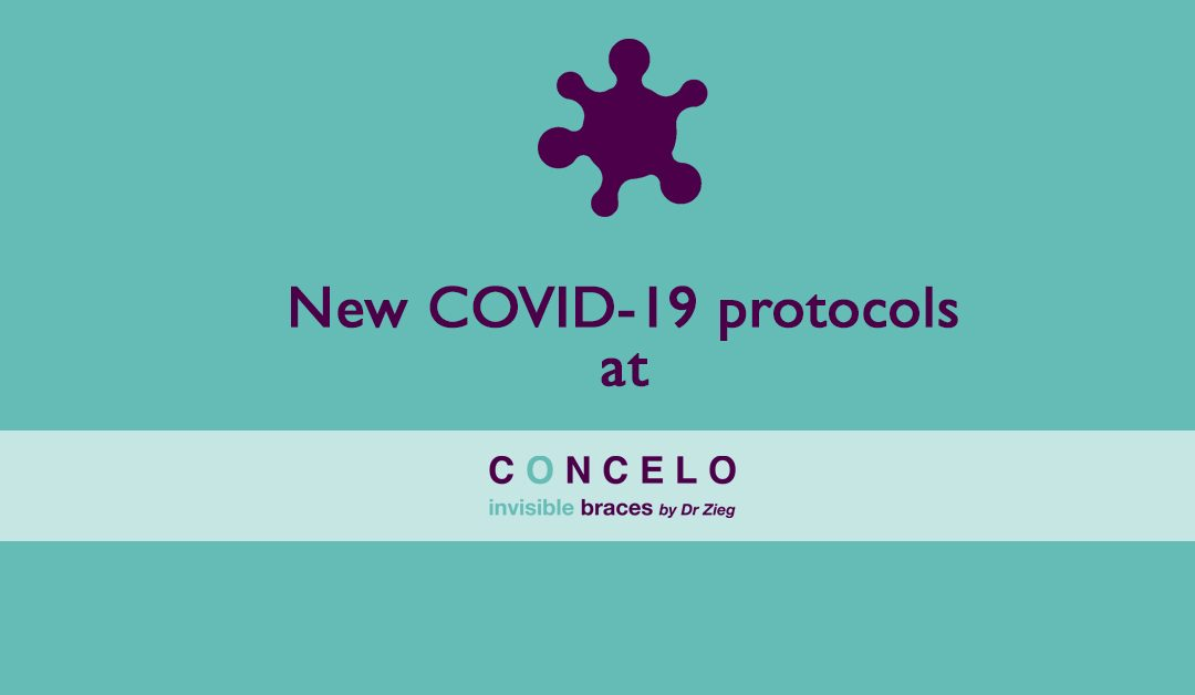 New COVID-19 protocols at Concelo